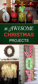 20 Awesome DIY Christmas Projects To Beautify Your Home For The ...