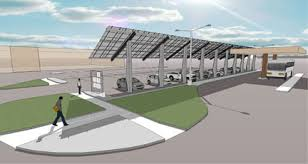 Electric Vehicle Charging Station Solar Energy Renewable Energy