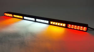 Chase Light Bar Kc Hilites 28in Multi Function Rear Facing Chase Led Light