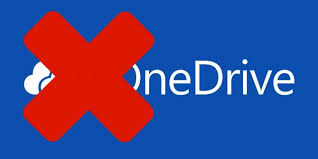 How To Delete Onedrive From Windows 10 How To Disable Onedrive With Just A Few Clicks