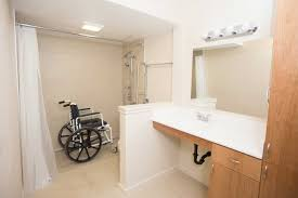Wheelchair Accessible Bathroom For Knee Joint Replacement Thrive