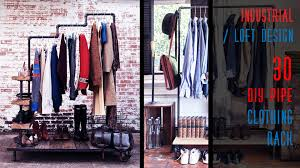 Pvc Pipe Coat Rack 100 DIY Pipe Clothing Rack YouTube 85