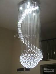 contemporary crystal pendant light ceiling lamp chandelier lighting in idea 6