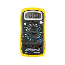 <b>Мультиметр цифровой Iek Master</b> MAS838L - купить, цена ...