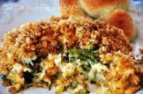 chicken   broccoli bake supreme