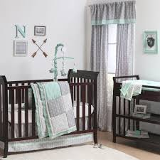 fascinating gray crib bedding sets 34 bs3wdmi 0s home design blue baby 0 5 31y awesome