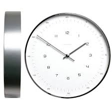 wall clock for office. delighful clock max bill modern office wall clock  and for o