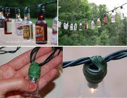 patio party lights 24 creative uses for beer bottles