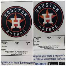 Find more Houston Astros Tickets for ...