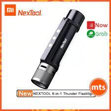Đèn pin Xiaomi Youpin Nextool NE20030 6 trong 1 - Đèn pin cầm tay Xiaomi  Nextool NE20030 - Minh Tín Shop chính hãng 438,000đ