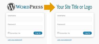 How To Change WordPress Logo in Login Screen