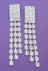 clip on chandelier earrings dangle clip earrings black chandelier clip earrings