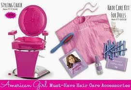 bee an instant stylist with american doll dos doll hairstyle tutorials more