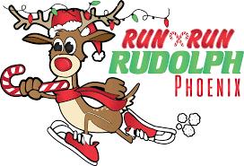 Phoenix Run Run Rudolph Half Marathon Quarter Marathon 5k