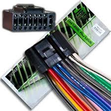 amazon com kenwood 16 pin wire harness automotive kenwood 16 pin wire harness