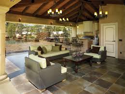 Design Trends For Custom Iowa New Homes Outdoor KitchensOutdoor Great Room