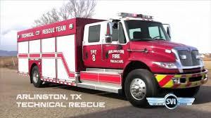 svi trucks arlington tx technical rescue