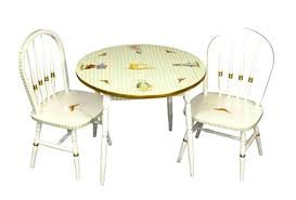kids round chair lovely round table and chair sets for furniture classic enchanted forest by art kids round