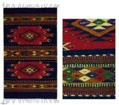 mexico handmade top quality natural mexico handmade wool area rugs for living room with fringe