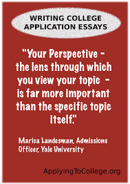 writing the college application essay advice from yale applying yale essay writing advice