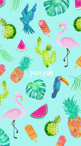 Summer Pattern Wallpapers - Top Free ...