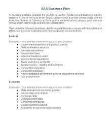 Small Business Plan Template Doc Combined With Business Plan Word ...