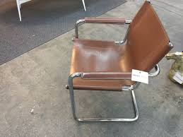 mid century chrome and leather chairs. tags: comfortable, italian designer, leather and chrome, mid century, sleek elegant design. century chrome chairs