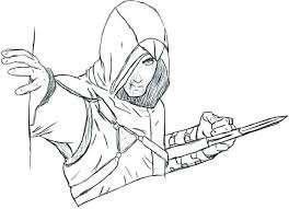 Source S Media Cache Assassins Creed Coloring Pictures Pages