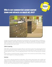 carpet cleaning flyer carpet cleaning content marketing method clean biz