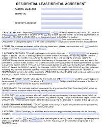 room rental agreements california free california standard residential lease agreement