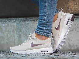 Air Max Thea Light Grey Nike Air Max Thea Light Orewood Brown Taupe Grey Trainer