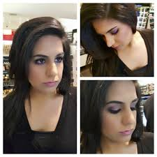 a glamxurious birthday makeup look at sephora inside the life of a