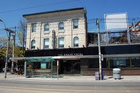 Live Street Venues Soundscapes Local 572 - College Toronto