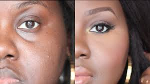 how to conceal deep set under eyes deled talk through tutorial chanel boateng you