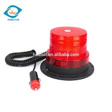 Small Rotating Beacon Light 12 24v Led Emergency Lights Blue Amber Red Small Flat Beacon Flashing Magnet Or Bolt Mounting For Beacon Lights Buy Beacon Light Yellow 5w Beacon
