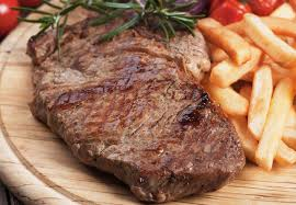 perfect oven steak recipe country