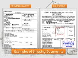 Commercial Shipping Invoice Gorgeous Freight Forwarding Presentation