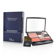 dior designer palette edition voyage 2x blush 5x eyeshadow 4x lip color loading zoom