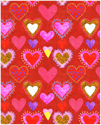 Janna Morton — Hearts in 2020   Surface design, Pattern, Repeating patterns