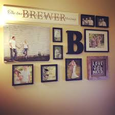 wall frame collage layouts frames 8 10 sizes titanicinternational org