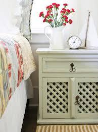 Nightstand For Bedrooms Cottage Style Nightstands Hgtv