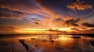 Sunset wallpaper, Landscape wallpaper ...