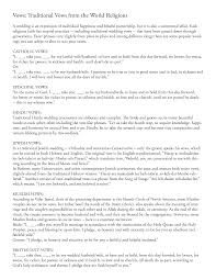 20 traditional wedding vows example ideas you'll love Wedding Vows Non Denominational 6 traditional wedding vows obey non denominational wedding vows examples