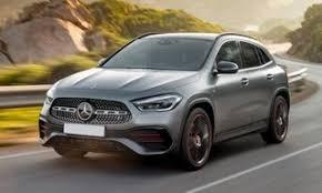 E poi la vistosa ala. Mercedes Benz Nuovo Gla Mercedes Amg Gla 45 S 4matic Prezzo 2020 Consumi Dati Patentati