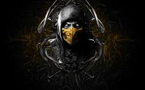 7 4k ultra hd scorpion mortal kombat wallpapers background images wallpaper abyss