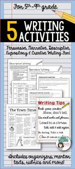 Descriptive writing lesson plans for middle school   Best custom