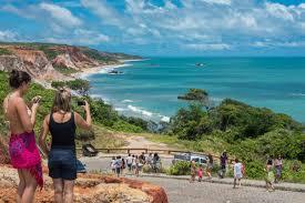 Resultado de imagem para imagem praia da paraiba