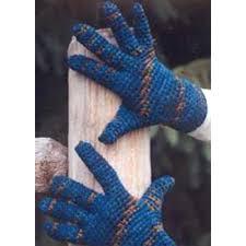 Crochet Gloves Pattern Classy Crocheted Gloves Mountain Colors