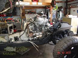 mash motors inc kansas hummer h1 humvee build image 28