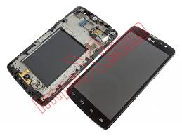 Black Screen LG L80 dual sim, D380
